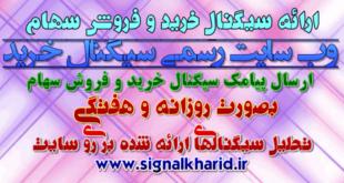 خدمات ارائه سیگنال خرید در وب سایت رسمی signalkharid.ir (پیامکی/تلگرامی)